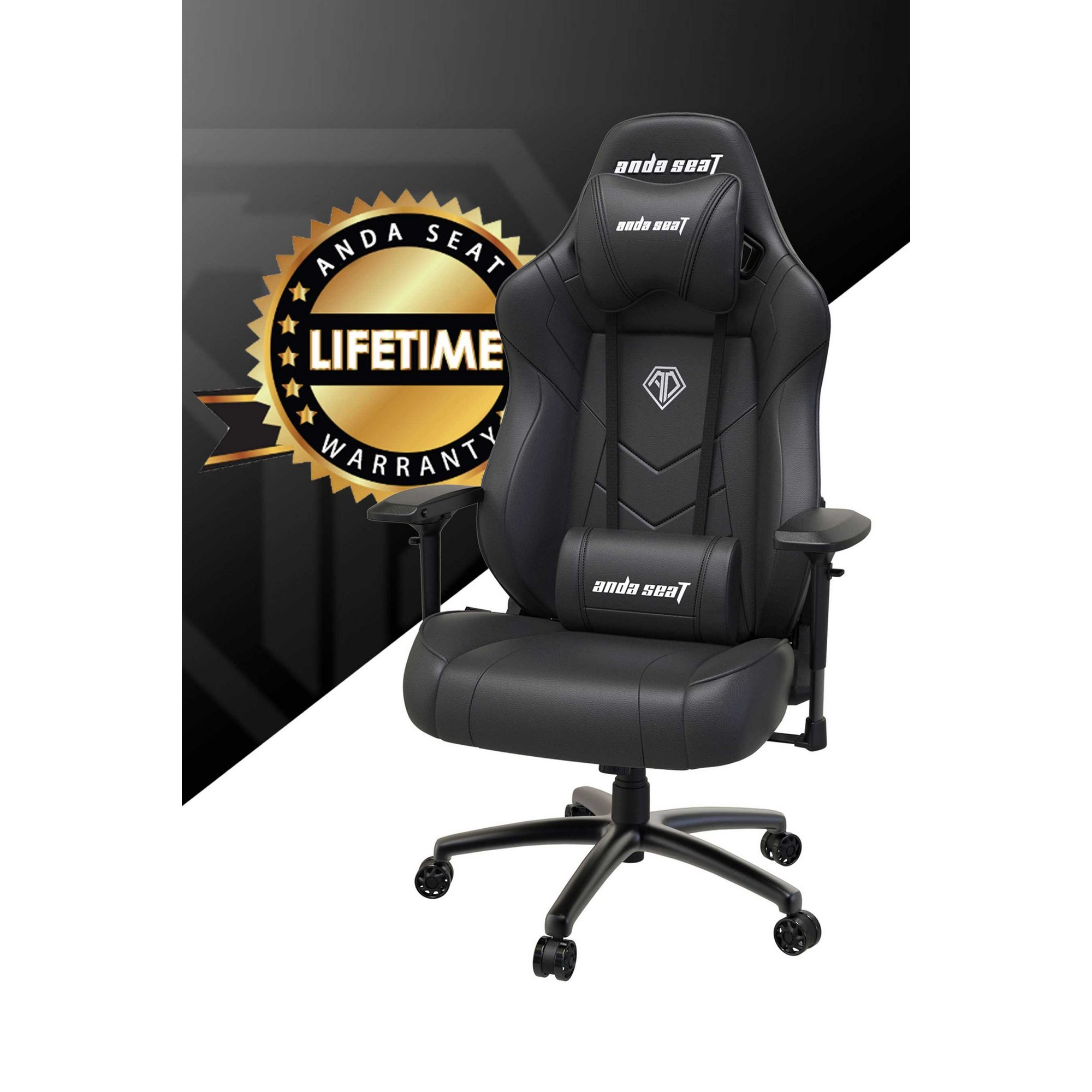 Image of anda seaT Dark Demon Premium Gaming Chair