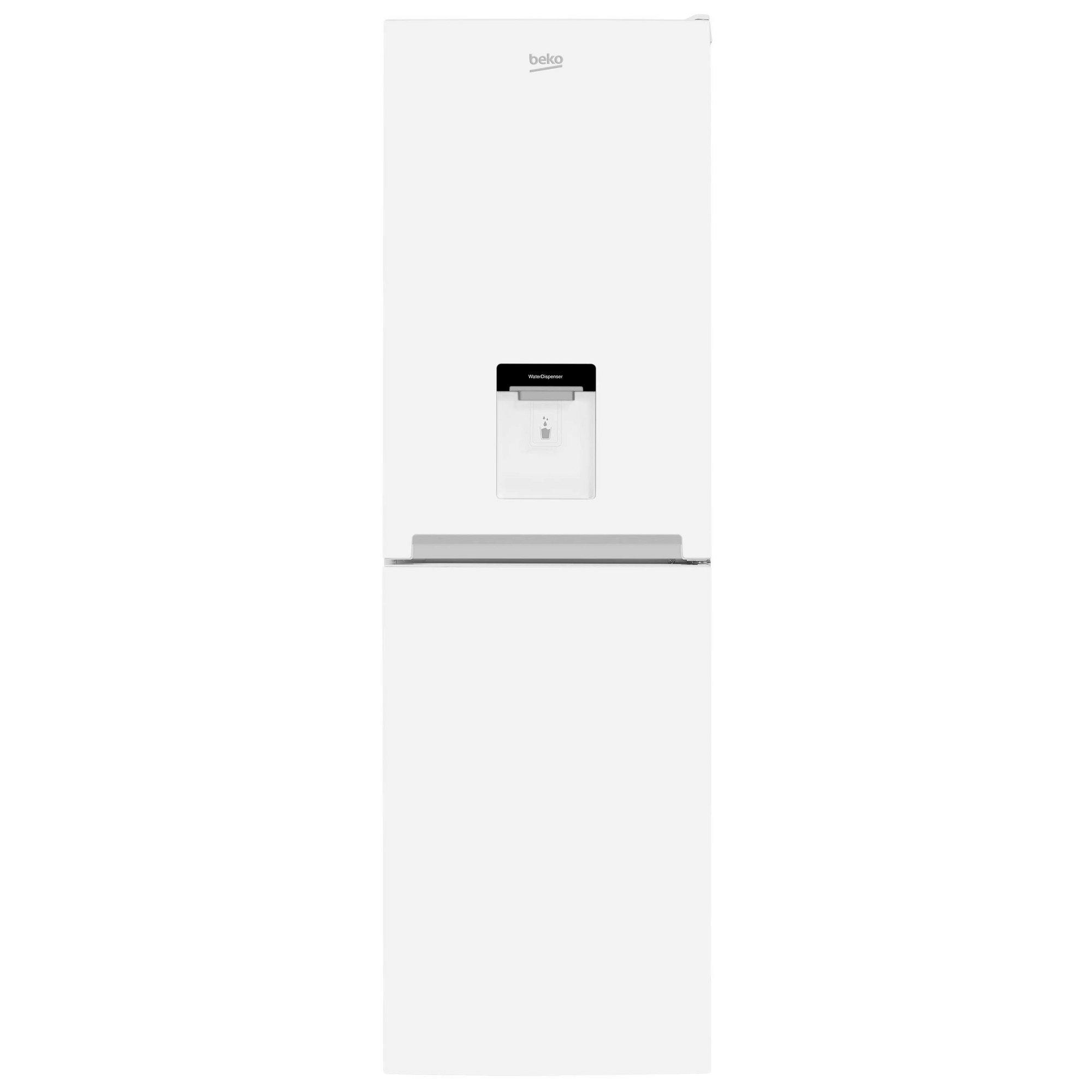 Image of Beko 182/54cm Frost Free Fridge Freezer with Water Dispenser