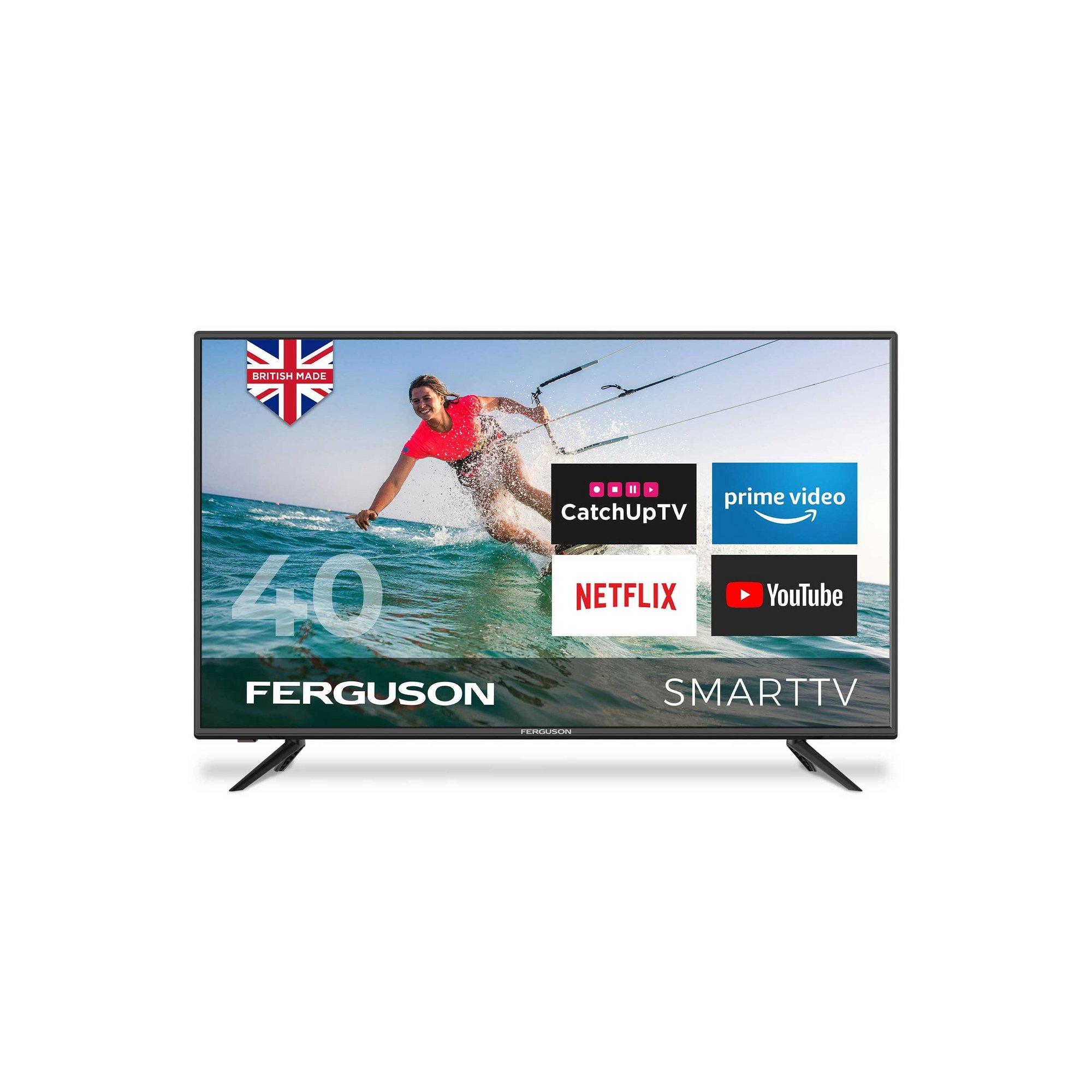 Image of Ferguson 40 Inch F4020RTS Full HD LED Smart TV with Wi-Fi