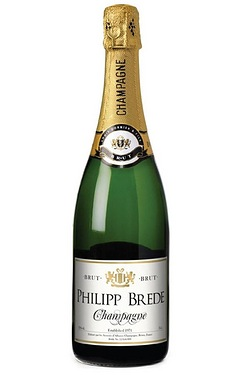 Personalised Champagne, Classic Label