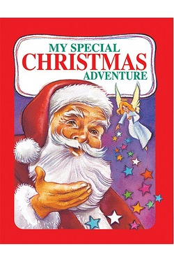 Personalised Adventure Books - My Special Christmas Adventure