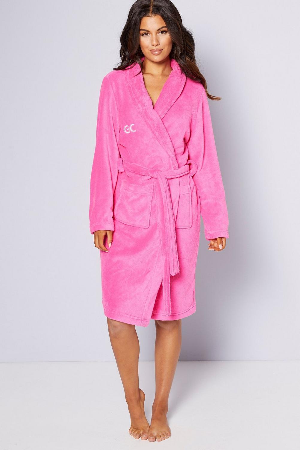 Personalised Ladies Supersoft Robe | Studio