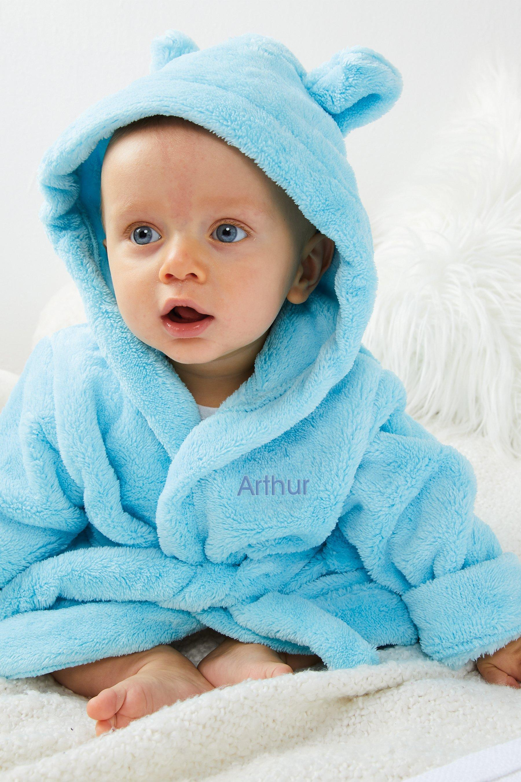 Personalised Baby Robe  42cf482a9