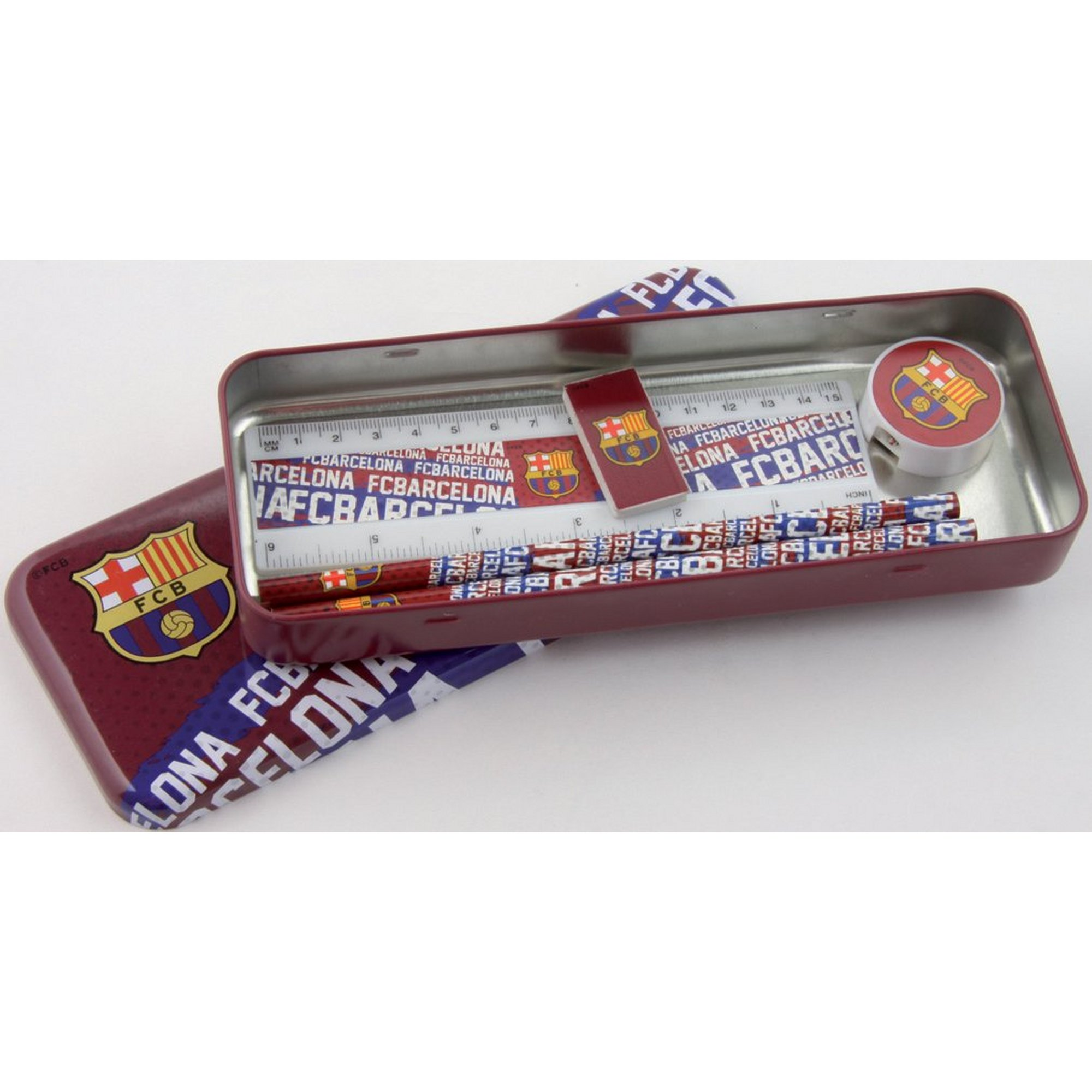 Image of Barcelona Pencil Case and Accessories