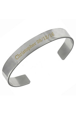 Stainless Bangle