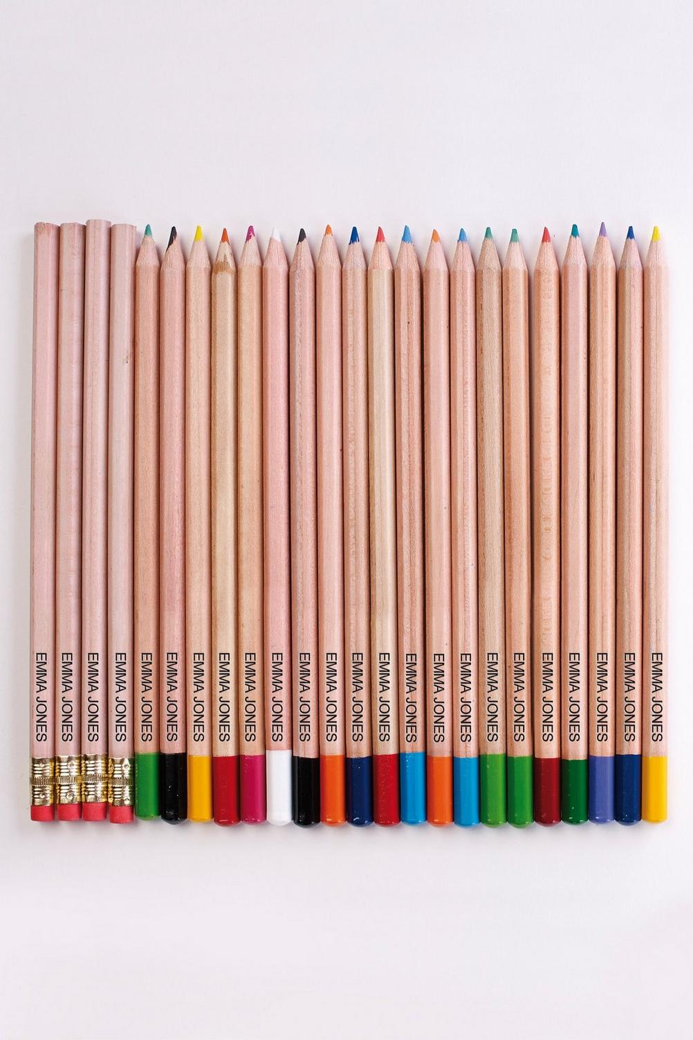 personalised pencils and stationery
