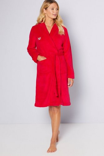 Image for Personalised Ladies Supersoft Robe from studio fa0ce5f7d