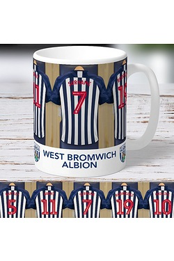 Personalised West Brom Mug