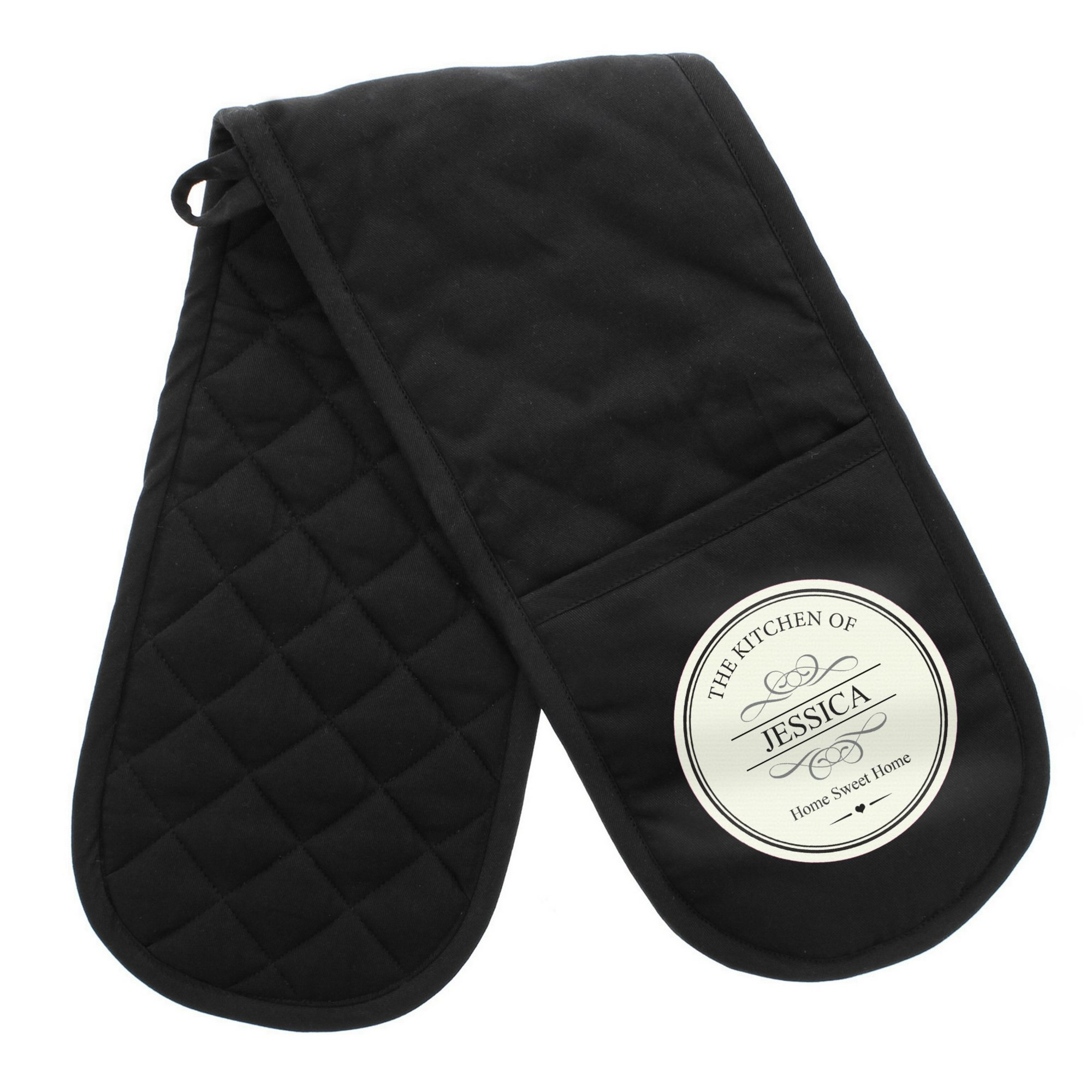 Image of Personalised Decorative Oven Gloves