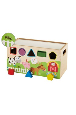 Personalised 9-in-1 Activity Trunk