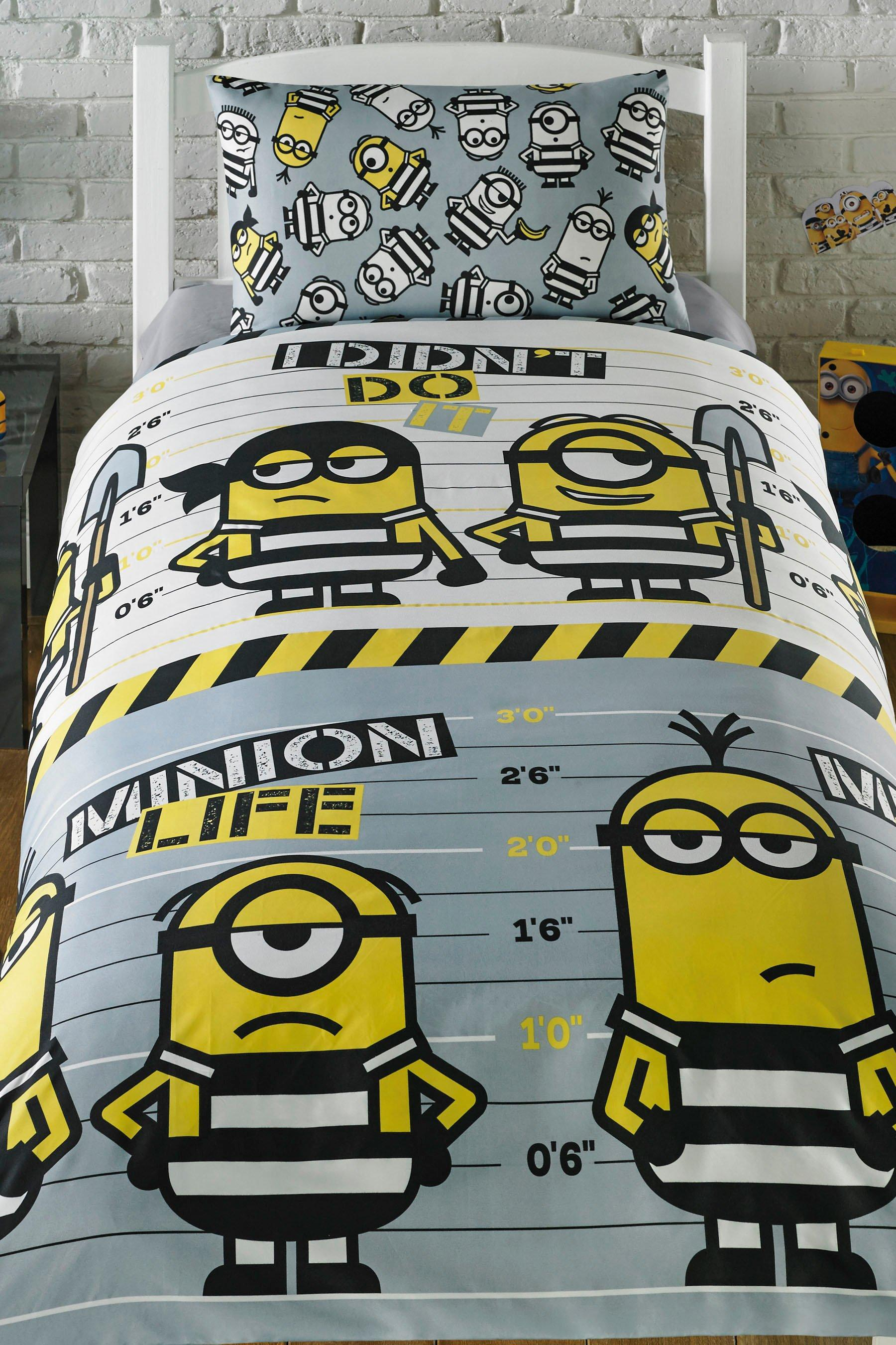 DESPICABLE ME MINIONS 66 x 72 BEDROOM CURTAINS NEW Home ...