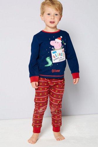8d6c163f8f78 Boys Personalised George Letter To Santa Pyjamas