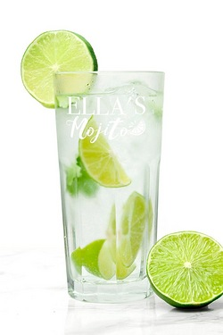 Personalised Mojito Glass