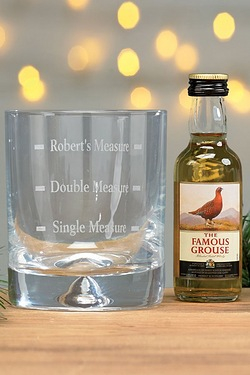 Personalised Grouse Set