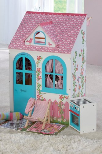 Image For Personalised Large Dolls House From Studio