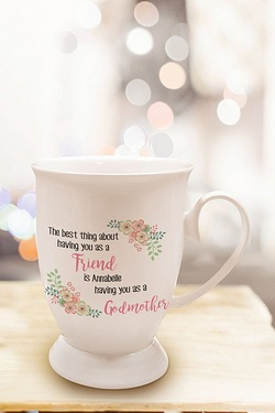 Personalised The Best Thing Marquee Mug
