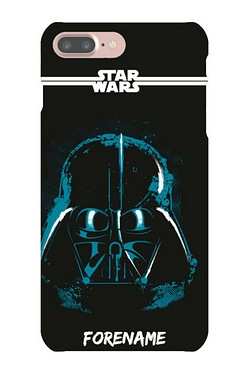 Personalised Darth Vader Paint iPhone 6/6S Case
