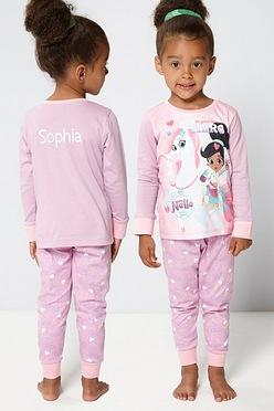 fb803f7f0c7c Personalised Kids Pyjamas