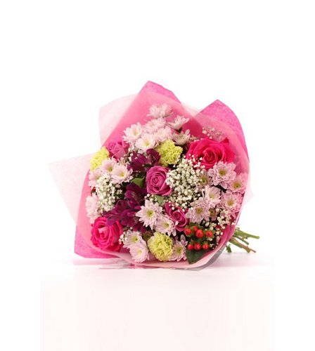Image For Personalised Birthday Wishes Bouquet From Studio
