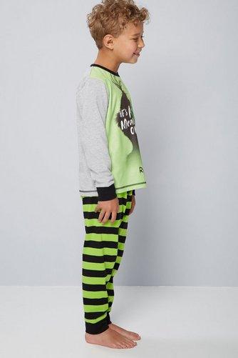 84b4c94b1c08 Boys Personalised The Grinch Pyjamas