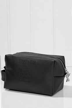 8af882c8420d Personalised Looking Sharp Wash Bag