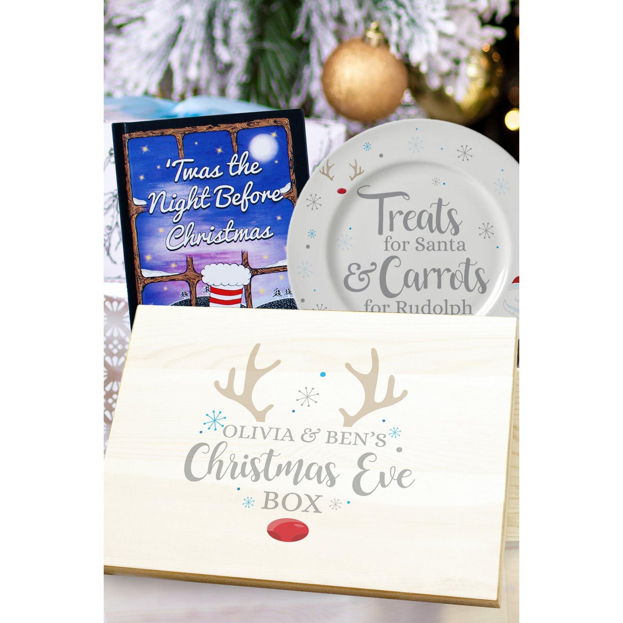 Image of Personalised Christmas Eve Box Set