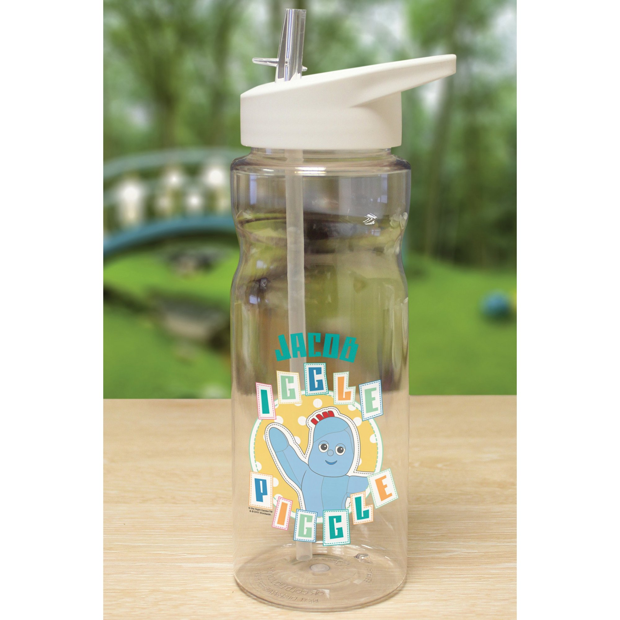 Image of Igglepiggle Plastic Waterbottle