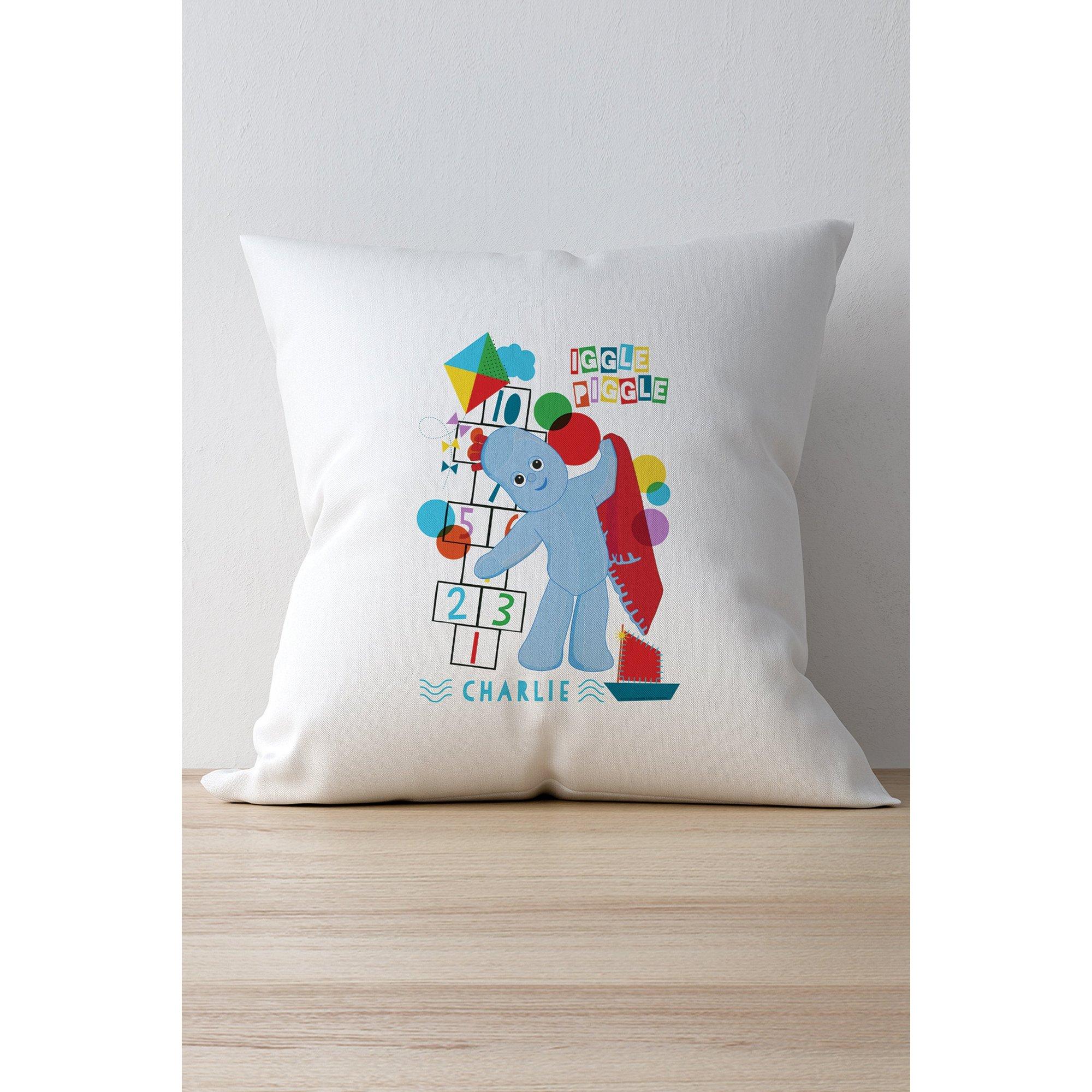 Image of Igglepiggle Hopscotch Cushion
