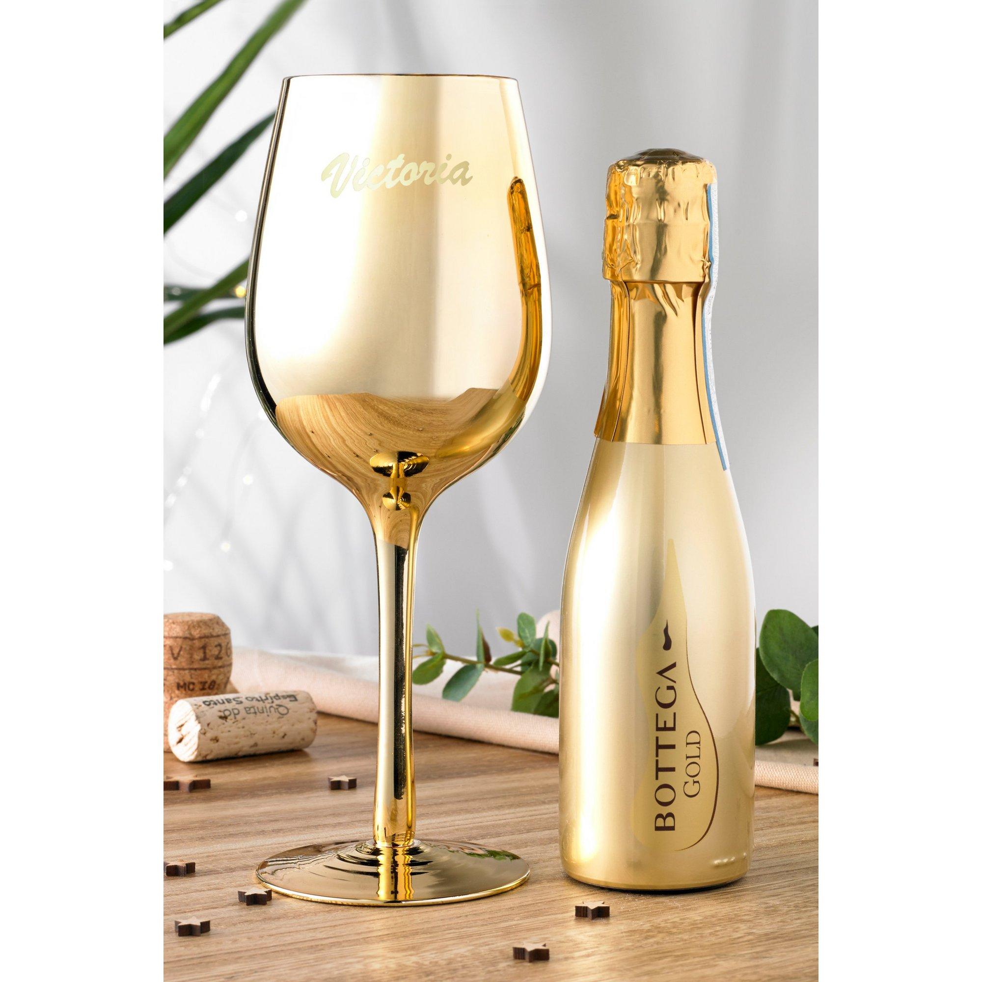 Image of Personalised Bottega Gold Set