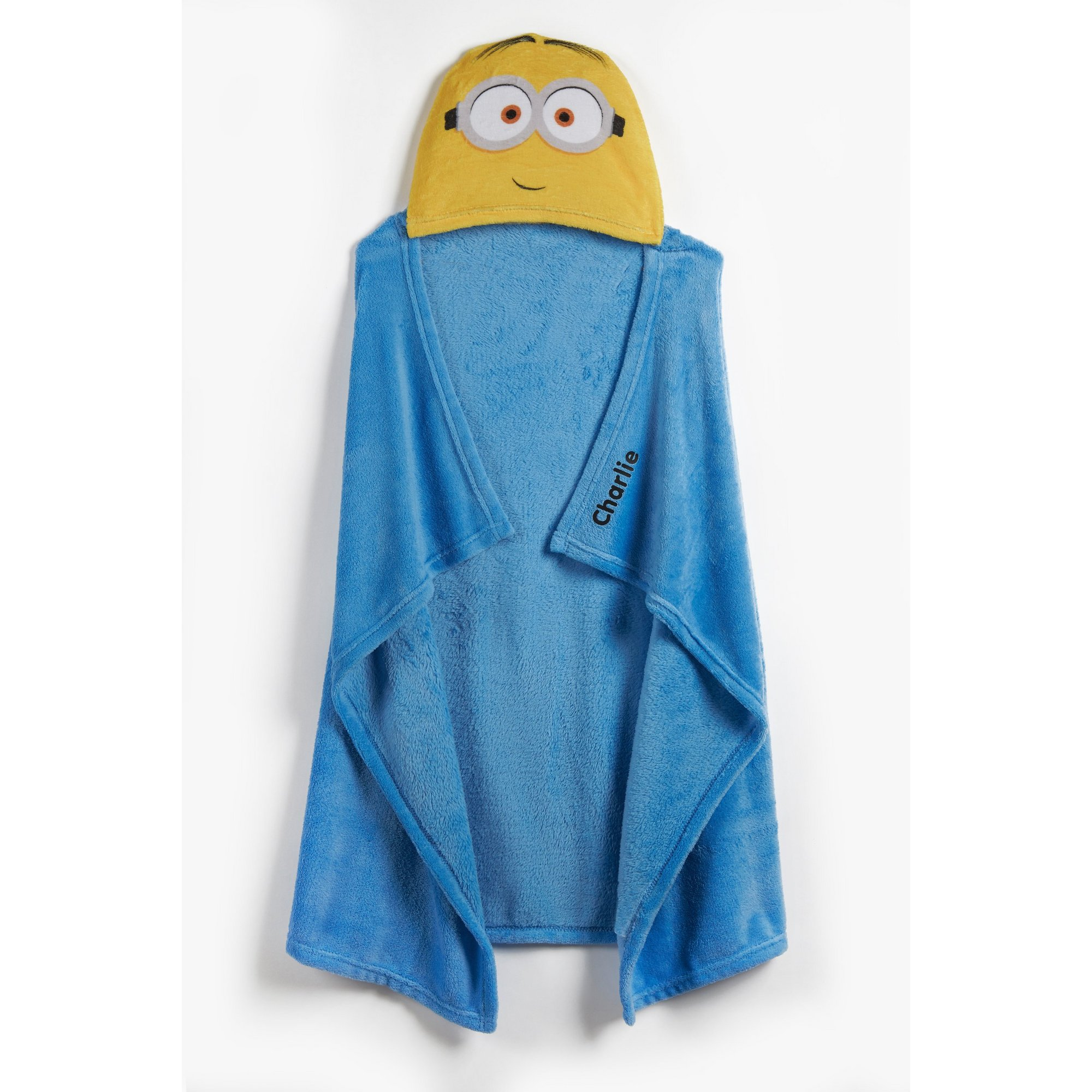 Image of Personalised Minions Cuddle Robe