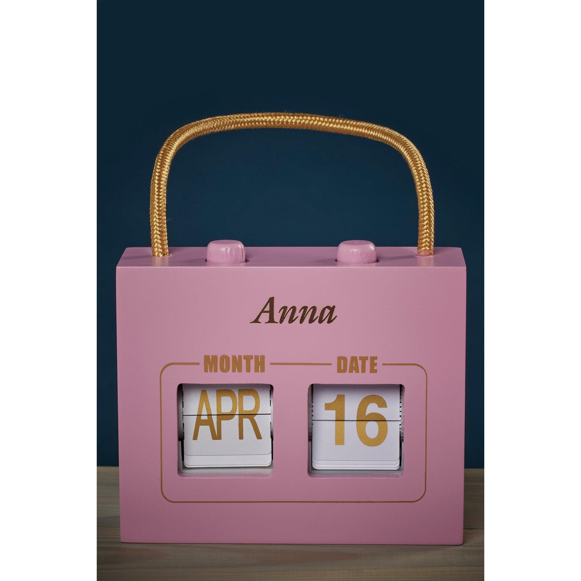 Image of Personalised Perpetual Calendar