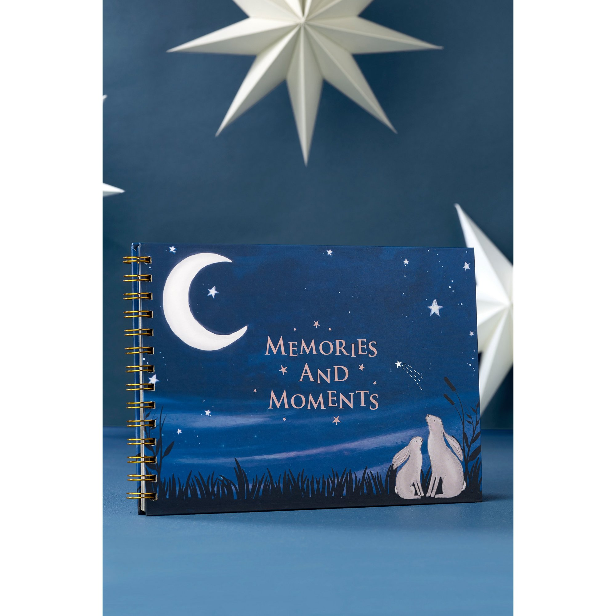 Image of Personalised Memories and Moments Book