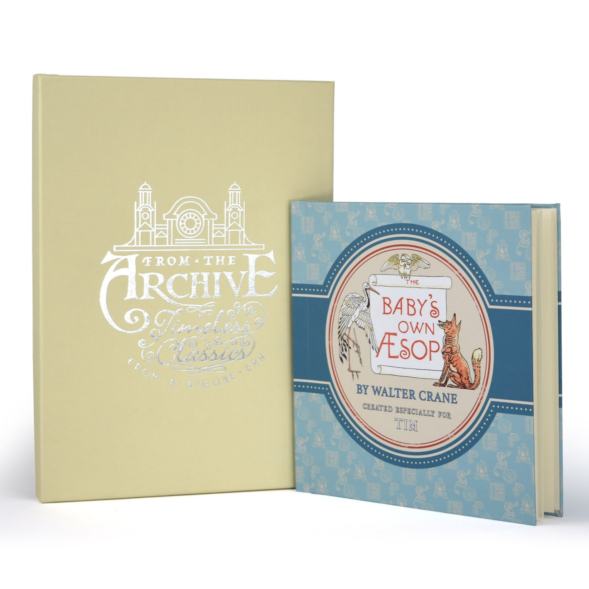 Image of Personalised Aesops Fables Book