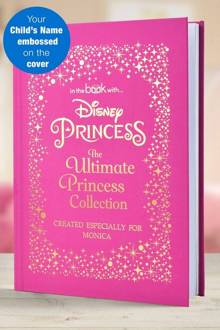 d4782c9bfd8e Image for Personalised Disney Princess Ultimate Collection Book from studio