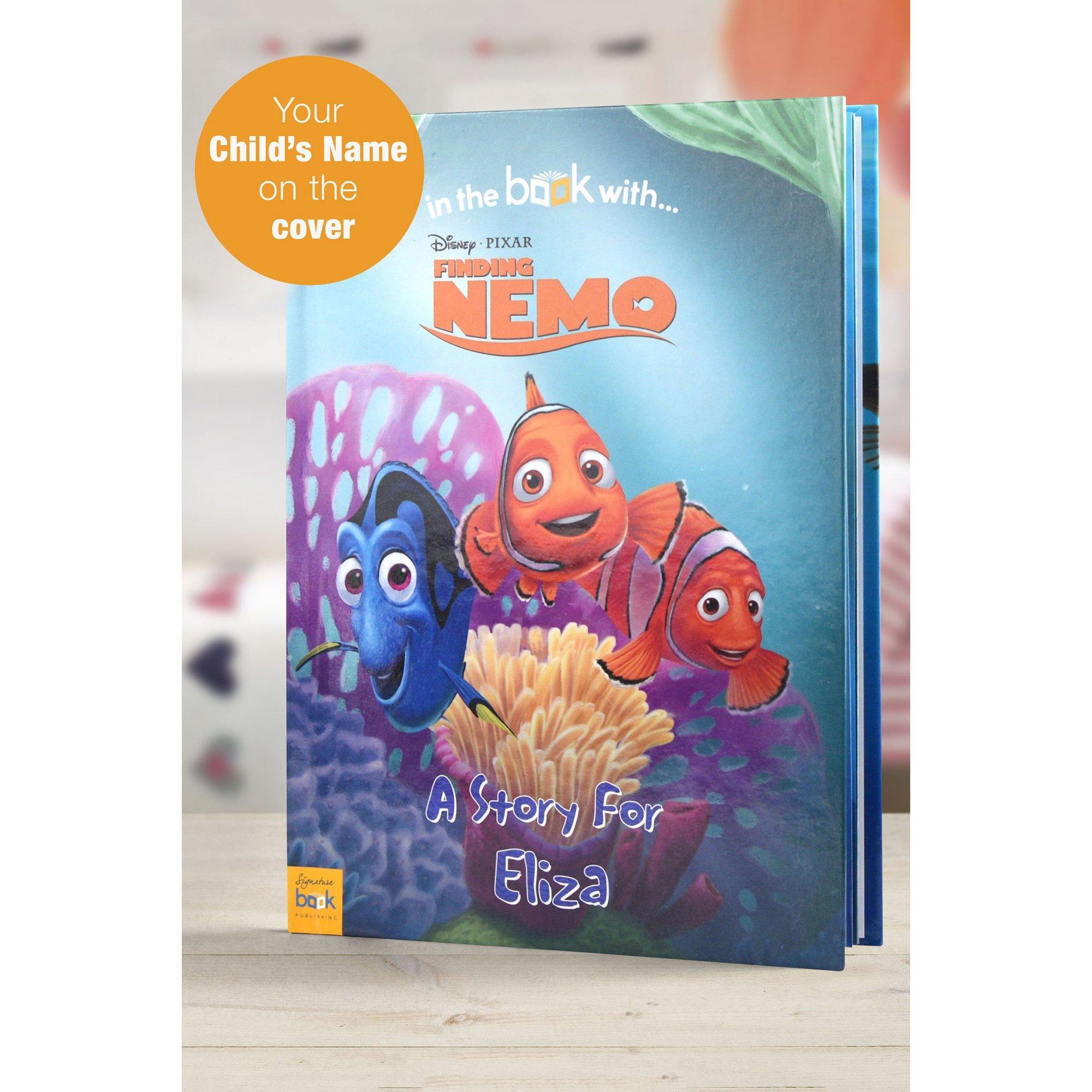 Image of Personalised Finding Nemo - Softback Book