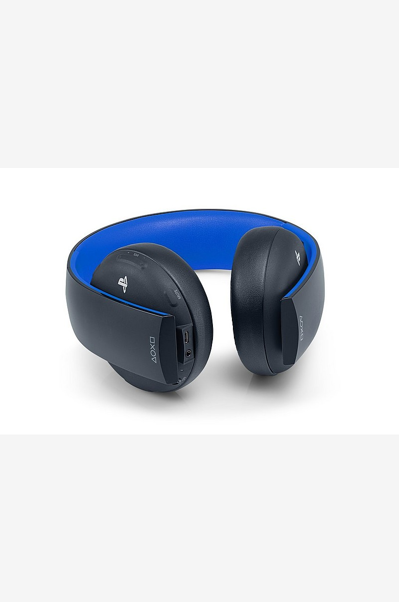 sony ps4 ps3 pc playstation wireless stereo headset 2 0. Black Bedroom Furniture Sets. Home Design Ideas