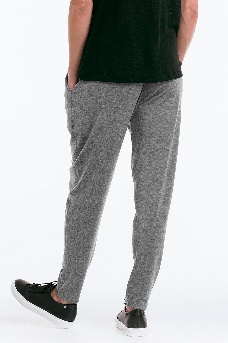 Dressbukse Mørk gråMønstret DAME | H&M NO