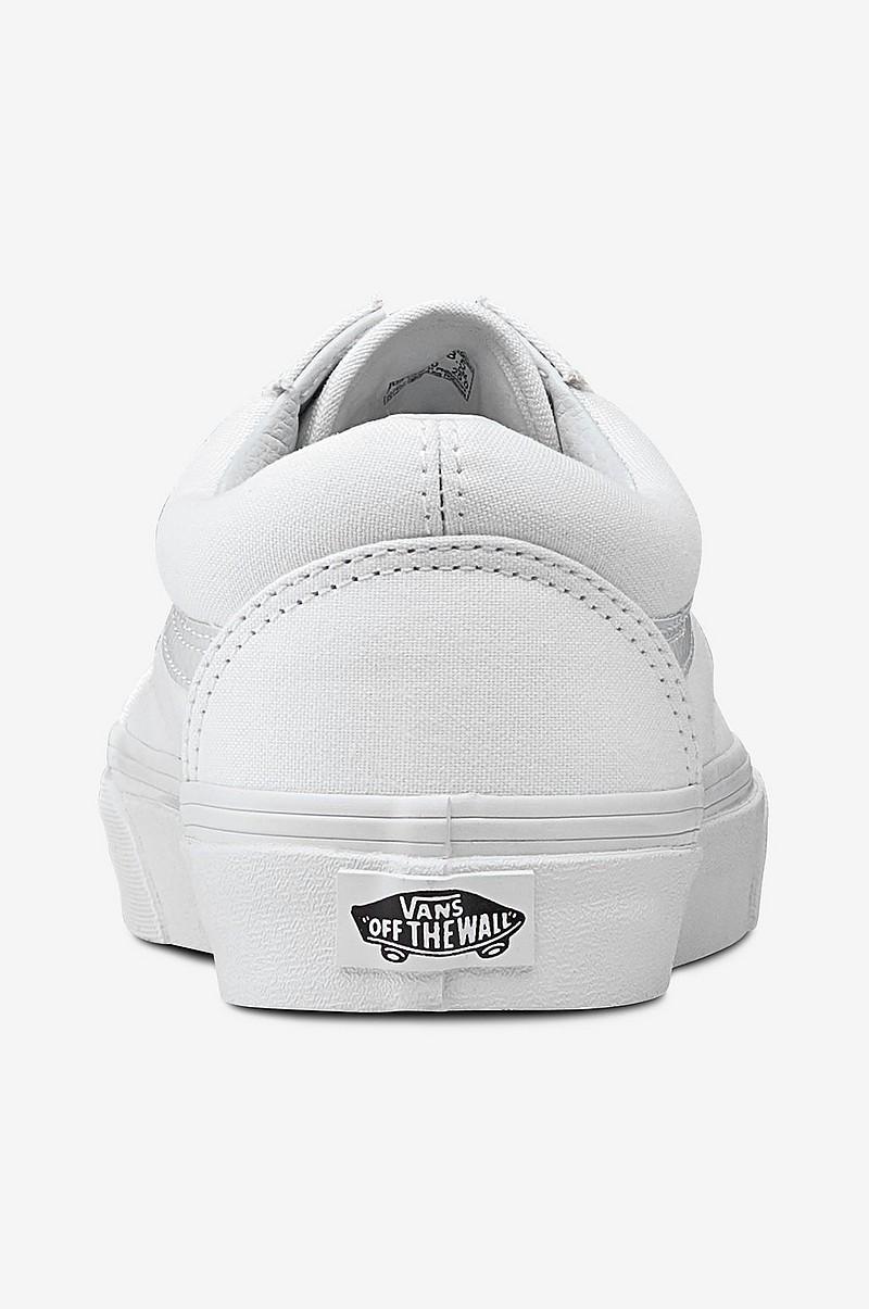 782b360da30 Dame Vans Sneakers Ellos Skool Hvid dk Old HYe9IbWED2