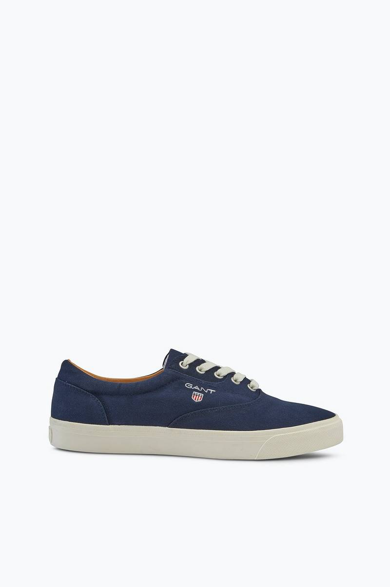 Gant Sneakers Hero Blå Herr Ellos.se