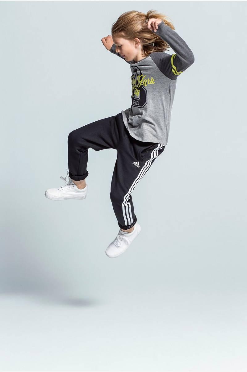 Pants adidas YB 3S BR PANT