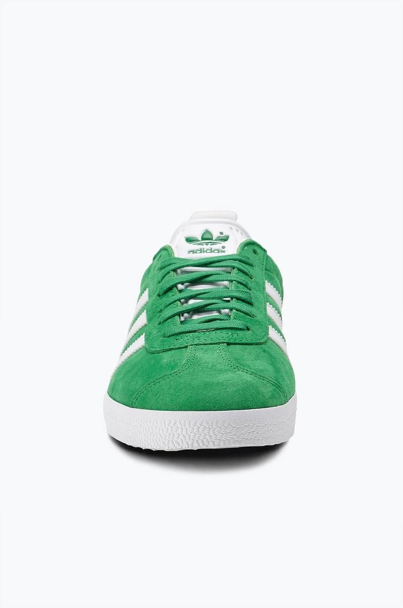 adidas gazelle grön