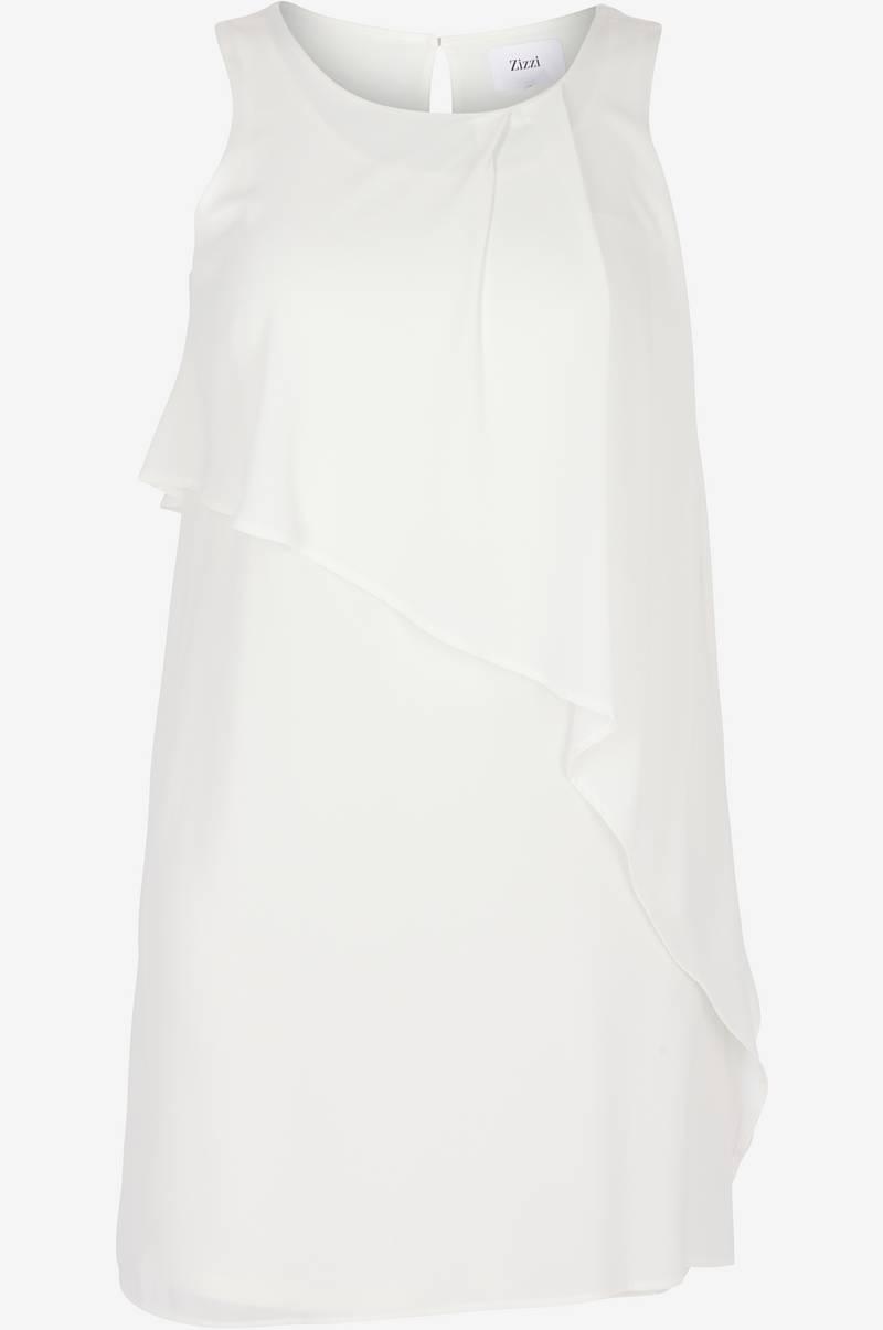lager på lager klänning