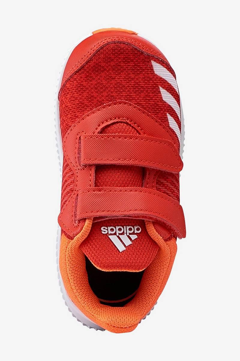 c783c309225 Barn se CF Ellos Sport Skor I Performance FortaRun adidas Röd n0SCwfqAA