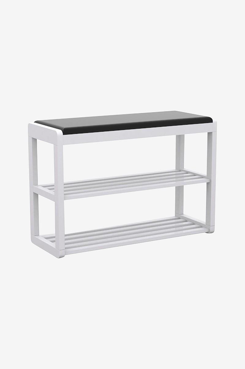 rowico metro skost ll b nk 80 cm vit hem inredning. Black Bedroom Furniture Sets. Home Design Ideas