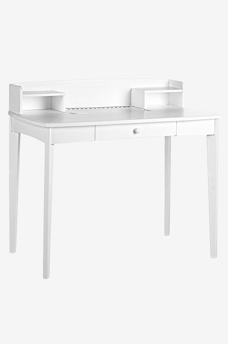 Rørig Ellos Home Skrivebord Sigrid 100x74 - Hvit - Hjem & innredning TZ-67
