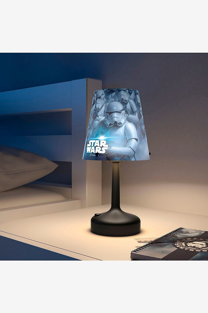 philips star wars stormtroopers lampe barn. Black Bedroom Furniture Sets. Home Design Ideas