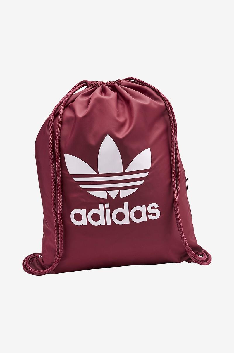 adidas Originals Gympapåse Gymsack Trefoil - Röd - Barn - Ellos.se 5f4c365e6c8f3