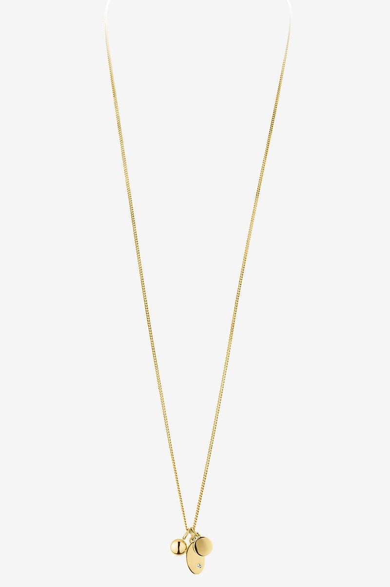 Dyrberg Kern Halsband Ausa - Guld - Dam - Ellos.se e374767a911b1
