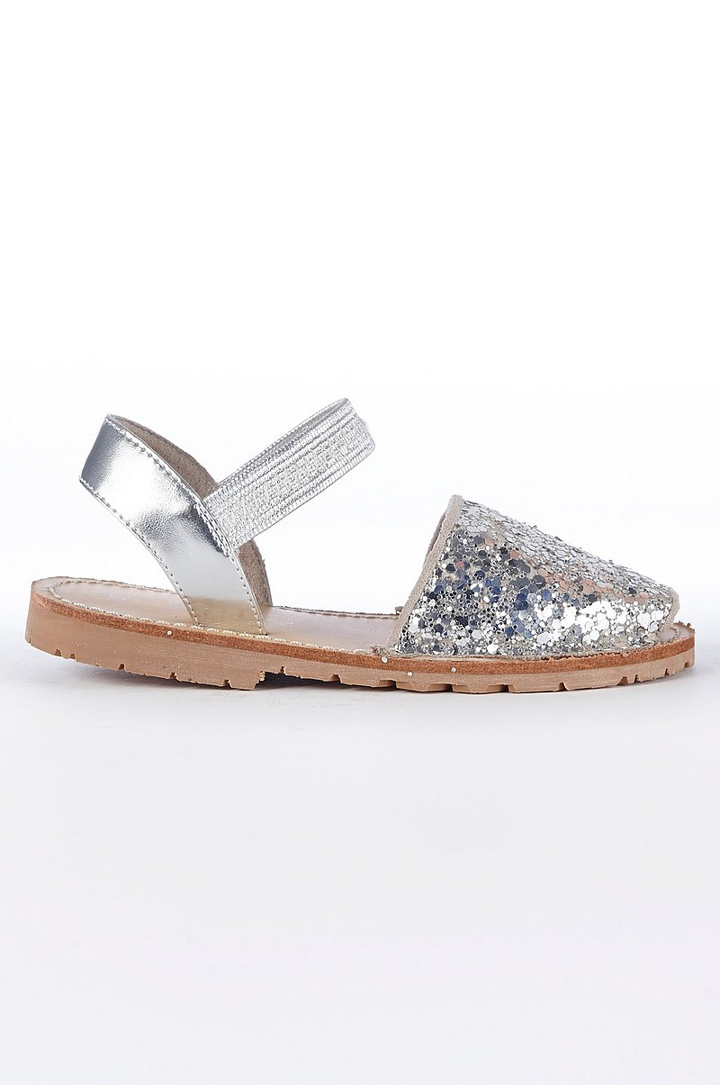 Ellos Shoes Mallorca Sandal Med Glitter Barn Ellosno