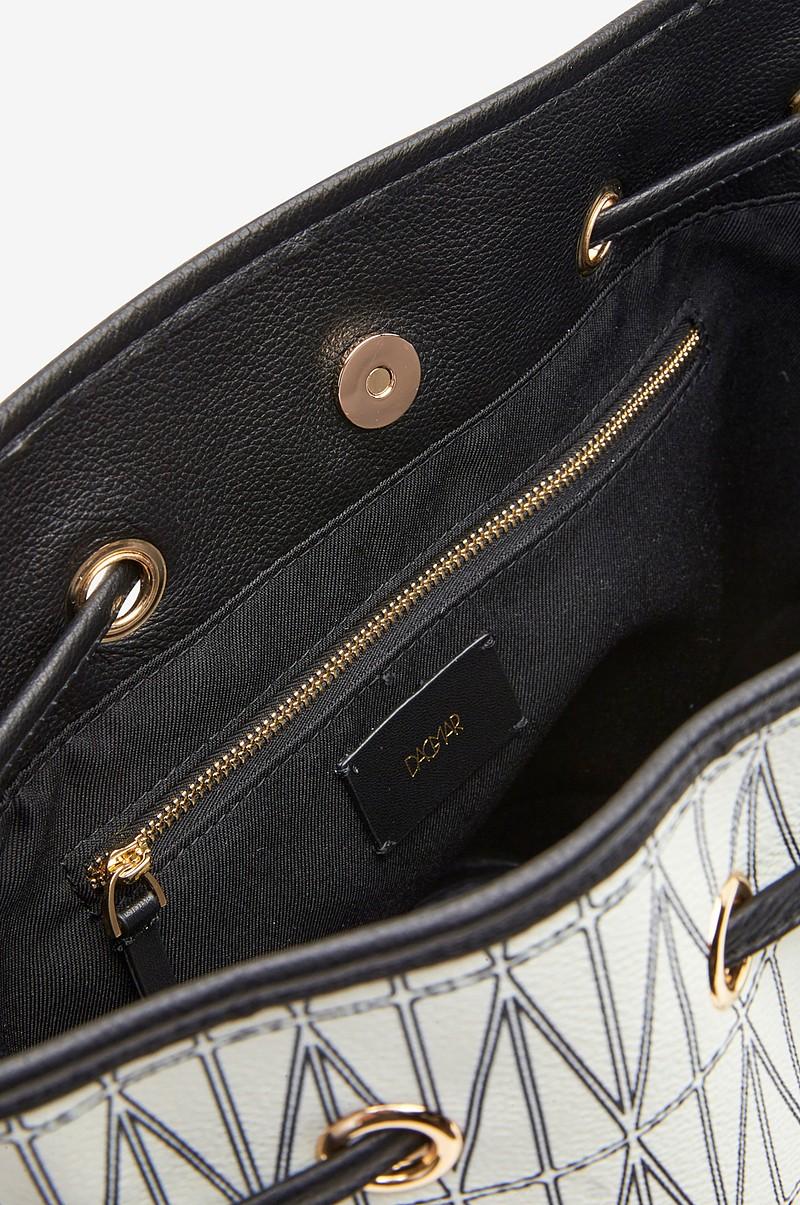 Dagmar Bucket Bag -laukku - Valkoinen - Naiset - Ellos.fi b0b89d527a